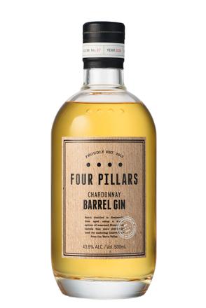 Four Pillars Chardonnay Barrel Aged Gin image