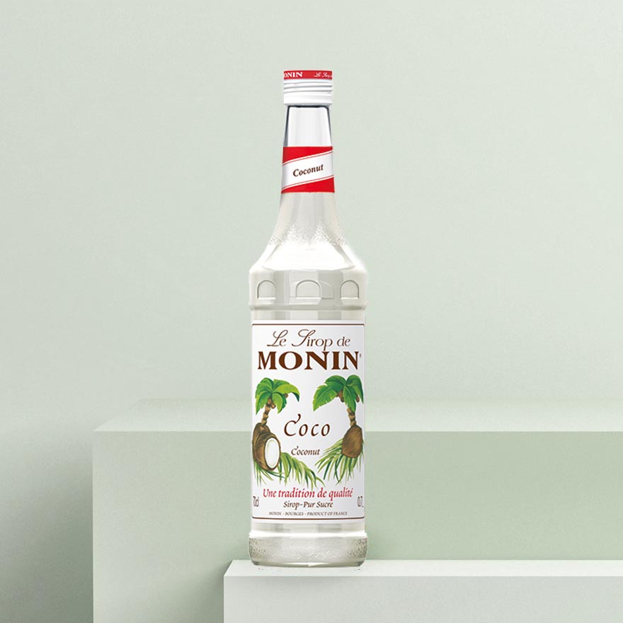 Monin Coconut Syrup image