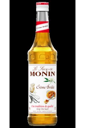 Monin Crème Brûlée Syrup image