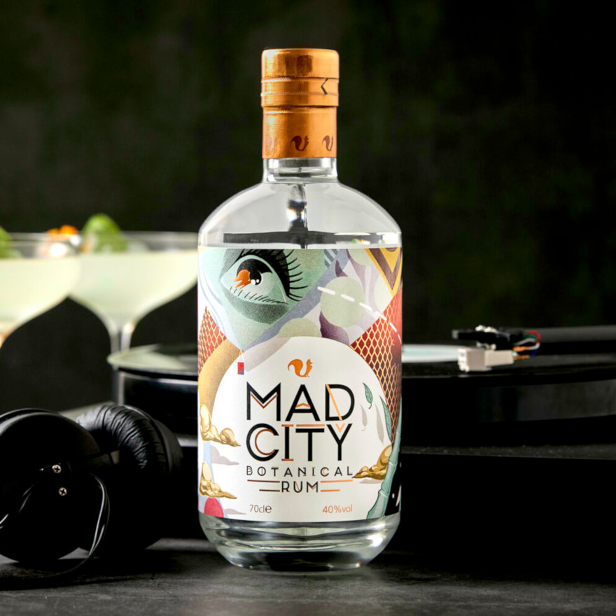 Mad City Botanical Rum image