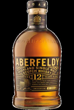 Aberfeldy 12 Year Old single Malt Whisky image