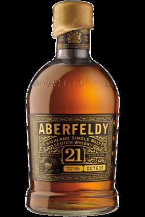 Aberfeldy 21 Year Old Single Malt Whisky image