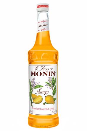 Monin Mango Syrup image