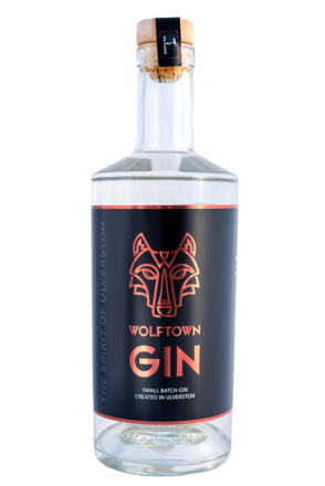 Wolftown Gin image
