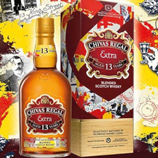 Chivas Regal Extra 13 Oloroso Sherry Cask image