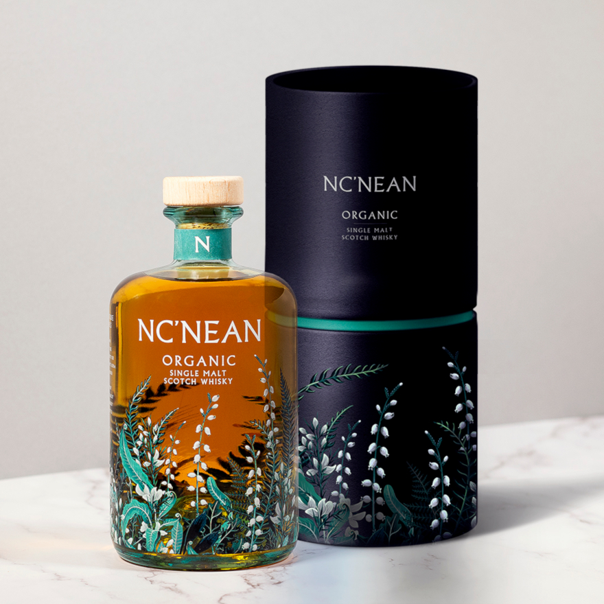 Nc'nean Organic Single Malt image