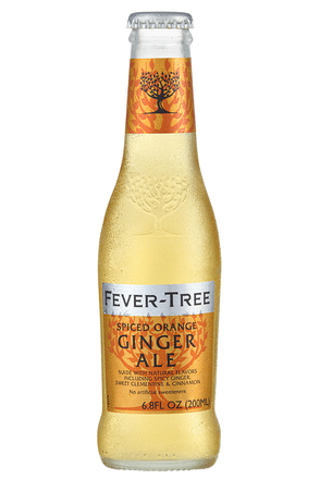 Fever-Tree Spiced Orange Ginger Ale image