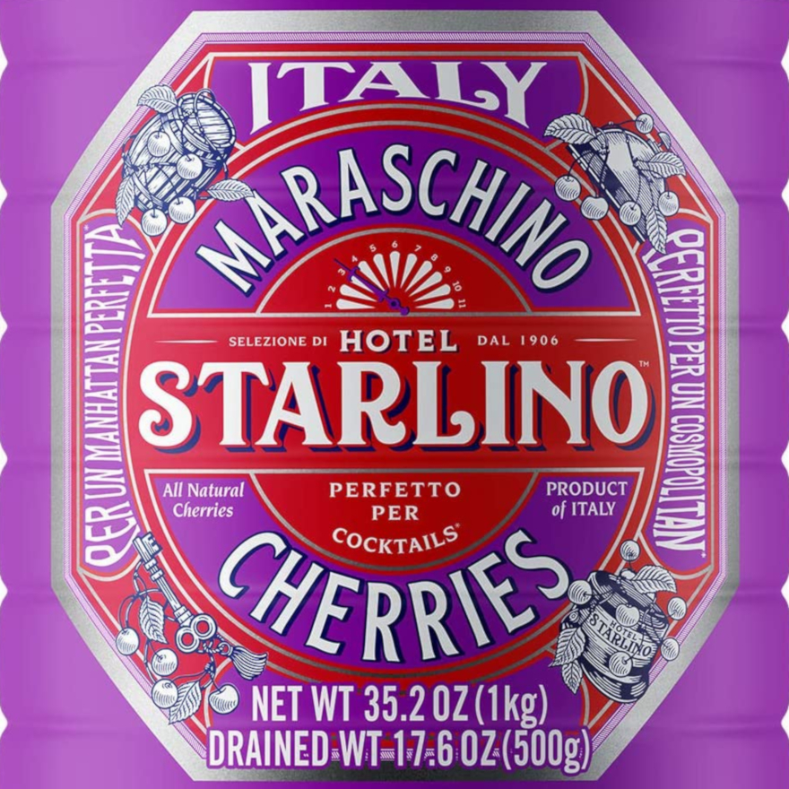Hotel Starlino Maraschino Cherries  image