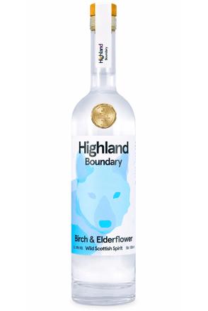 Highland Boundary Birch & Elderflower Spirit image