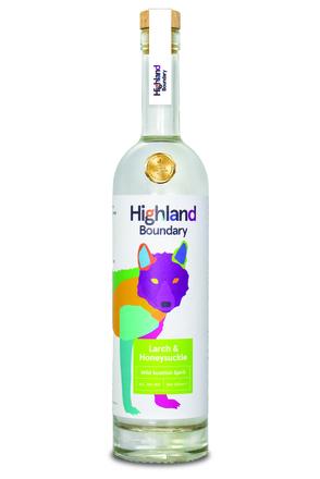 Highland Boundary Larch & Honeysuckle Spirit image