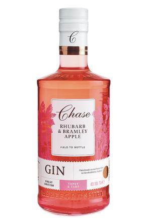 Chase Rhubarb & Bramley Apple Gin image