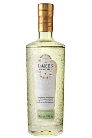The Lakes Elderflower Gin Liqueur image