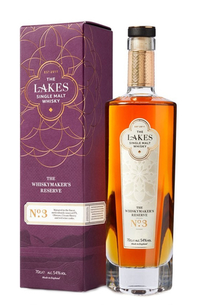 The Lakes The Whiskymaker's Reserve No.3 image