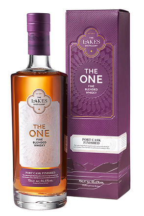 The One Port Cask Finished Whisky image