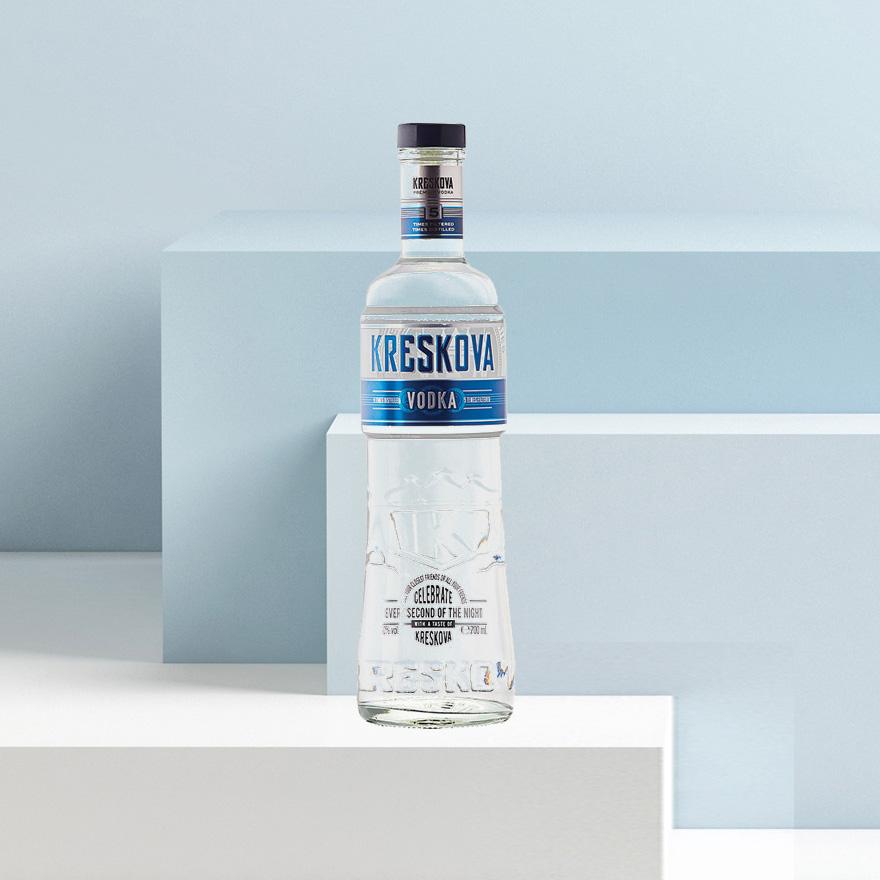 Kreskova Vodka image