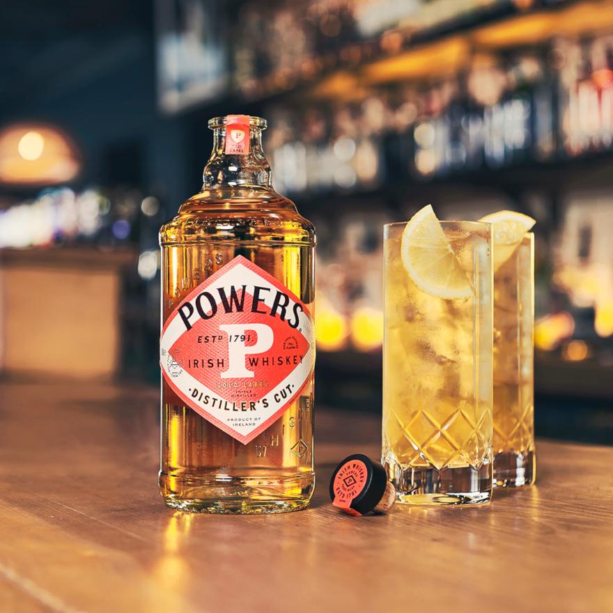 Powers Distiller's Cut image