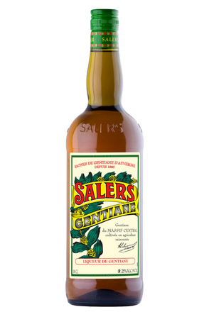 Salers Gentian Green Cap image