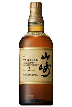 Suntory Yamazaki 12 Year Old image