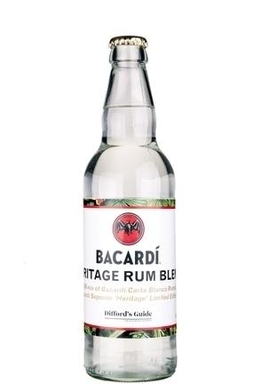 Difford's Bacardi Heritage Rum Blend  image
