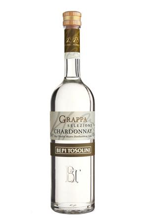 Tosolini Grappa di Chardonnay image
