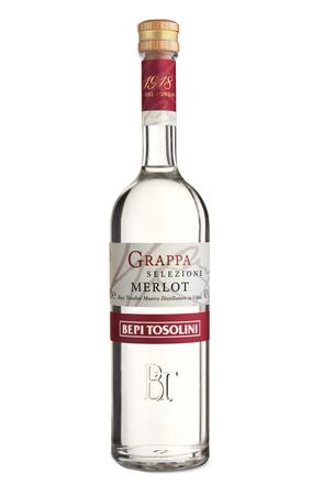 Bepi Tosolini Grappa di Merlot image