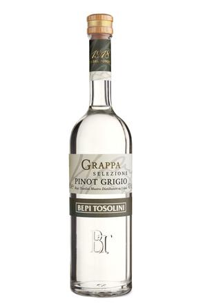 Tosolini Grappa di Pinot Grigio image
