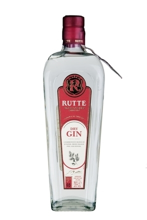 Rutte Dry Gin image