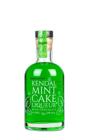 Kendal Mint Cake Liqueur image