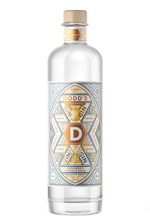Dodd's Explorer's Citrus & Spice Organic Gin image