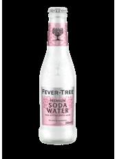 bottles Fever-Tree Premium Soda Water