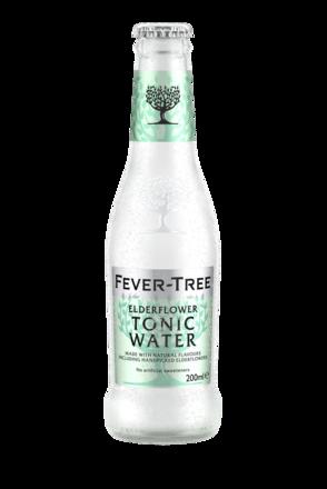 Fever Tree Elderflower Tonic image