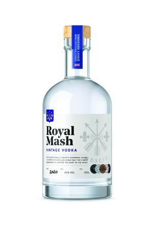 Royal Mash Vodka Vintage 2020 image