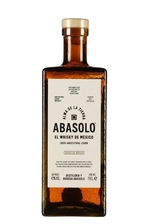 Abasolo Mexican Corn Whisky image