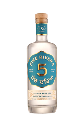 Five Rivers Indian Spiced Rum  image