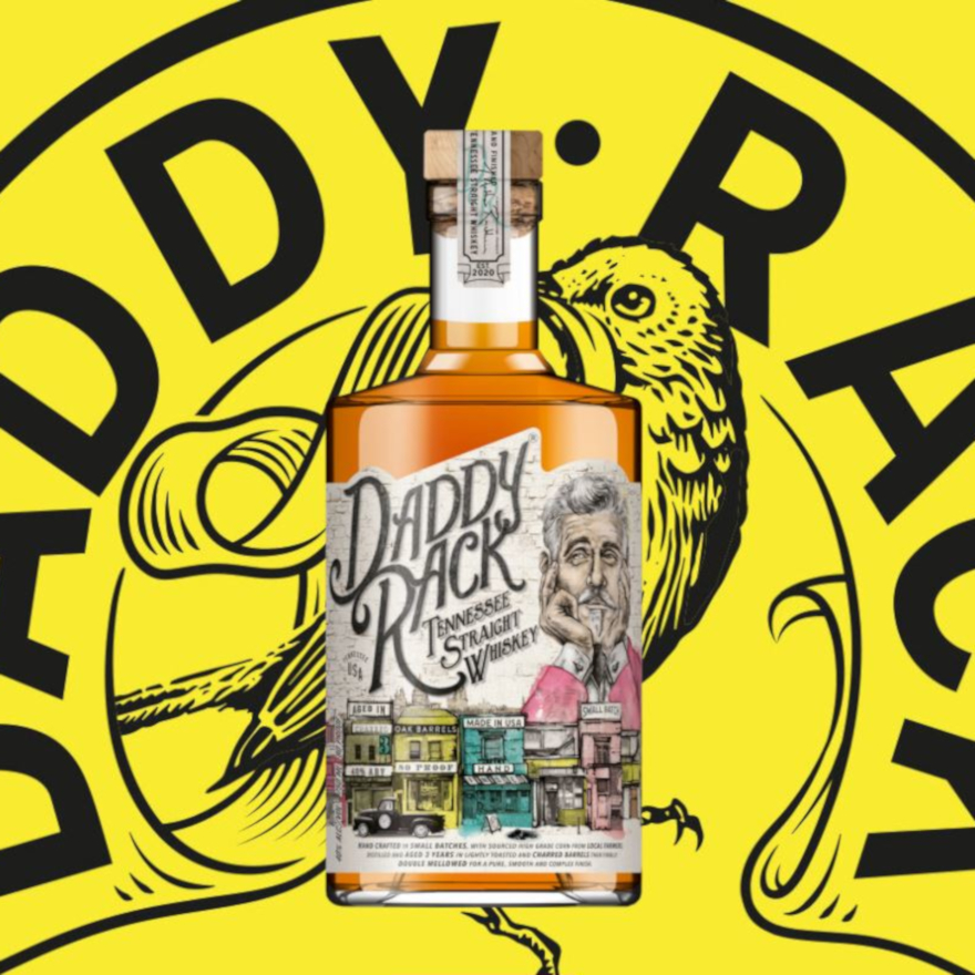 Daddy Rack Tennessee Whiskey image
