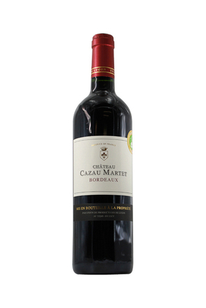 Château Cazau Martet Bordeaux Rouge image