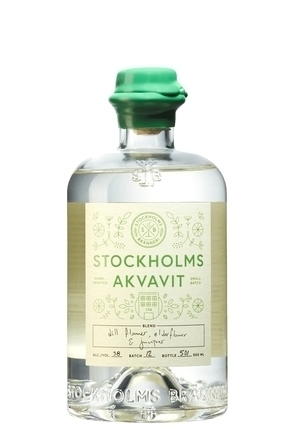 Stockholms Bränneri Akvavit image