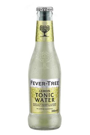 Fever-Tree Lemon Tonic image