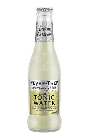 Fever-Tree Refreshingly Light Lemon Tonic image