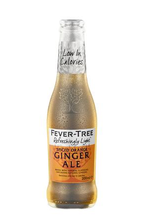 Fever-Tree Refreshingly Light Spiced Orange Ginger image