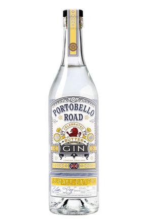 Portobello Road Celebrated Butter Gin image