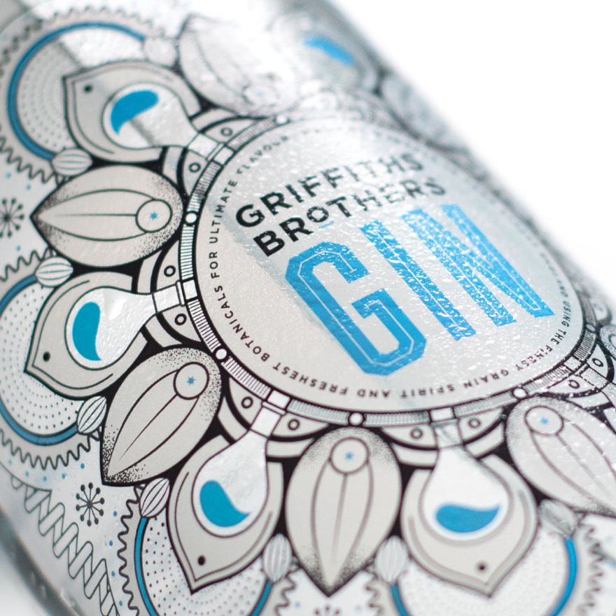 Griffiths Brothers Original Gin image