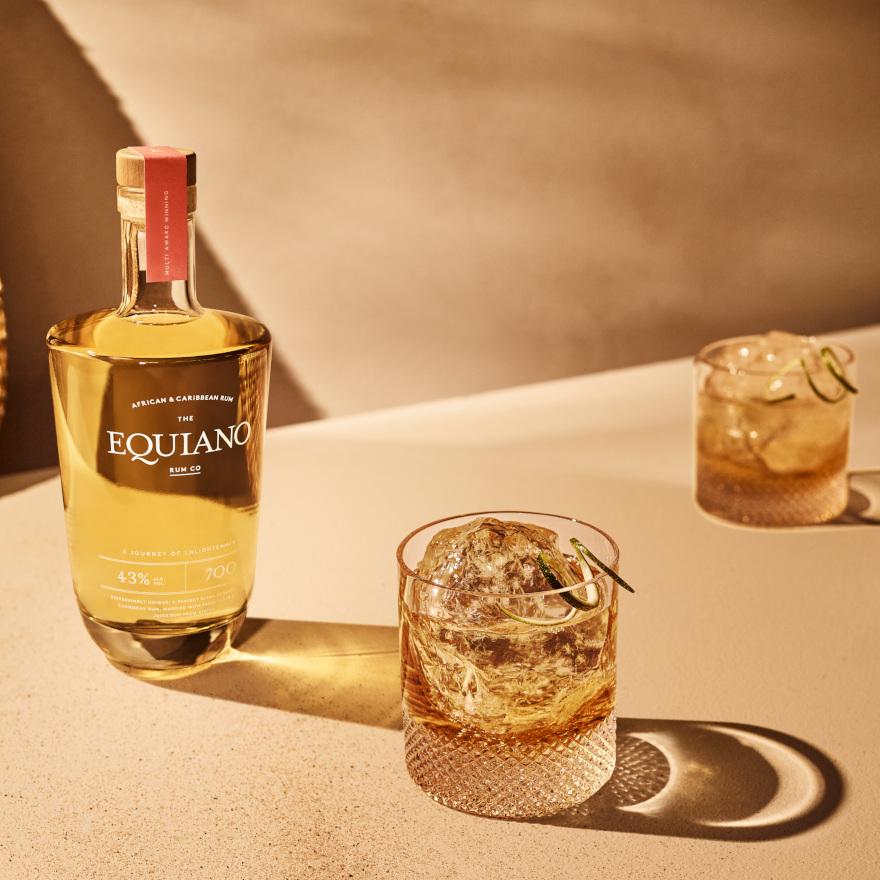 Equiano Light Rum image