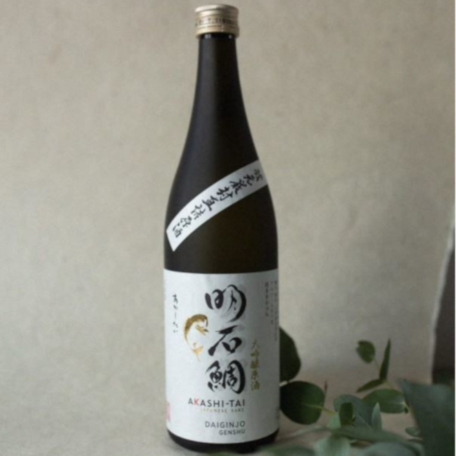 Akashi-Tai Daiginjo Genshu image