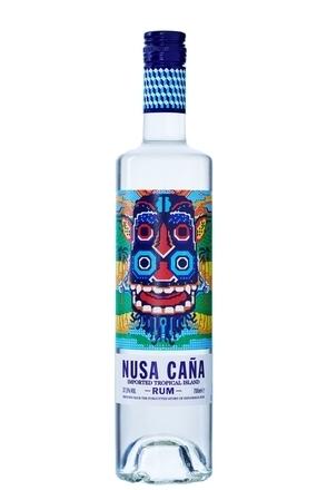 Nusa Caña Rum image