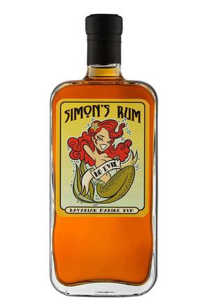 Simon's No Evil Bavarian Marine Rum image