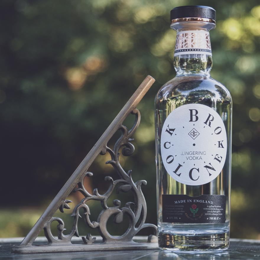 Broken Clock Lingering Vodka image