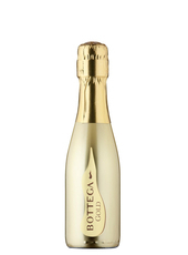 bottles Bottega Gold Prosecco