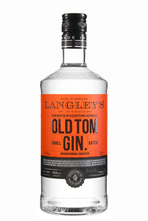 Langley's Old Tom Gin image