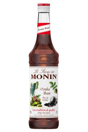 Monin Tonka bean syrup image